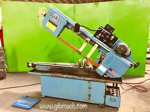 Doall C 916m Horizontal Band Saw