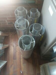 Residential Exhaust Vent Tubing 3 Inch
