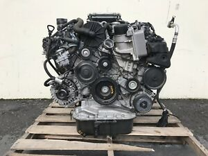 2011 Mercedes Ml350 3 5l M272 4matic Complete Engine Motor Assembly 26k
