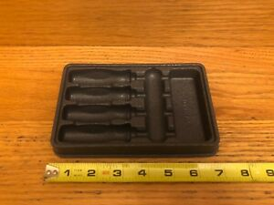Snap On Tools Pakty070 Storage Tray Mini Screwdrivers Picks Awls Brand New