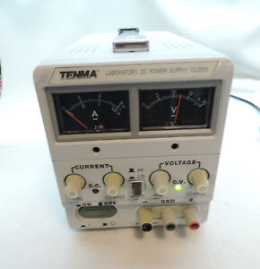 Tenma 72 2005 Variable Dc Power Supply