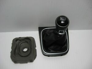 2011 Volkswagen Jetta With M t Shift Knob Leather Boot Oem