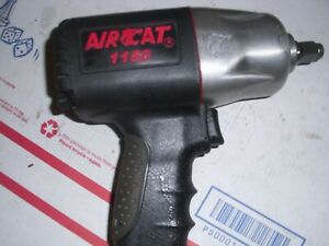 Aircat 1150 1 2 Impact Wrench Works Excellent Strong