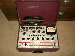 Hickok Model 600 Mutual Conductance Tube Tester