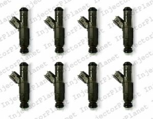 Set Of 8 Bosch Fuel Injector 1999 2004 Lincoln Navigator 5 4l V8 Dohc 0280155865