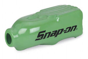 New Snap On Green Boot Protective Mg325 Series Air Impact Wrenches Gun
