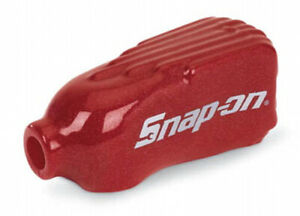 New Snap On Metallic Red Boot Protective Mg325 Air Impact Wrenches Gun