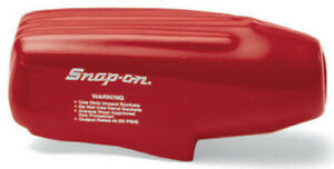 New Snap On Red Boot Protective Im31 Air Impact Wrenches Gun