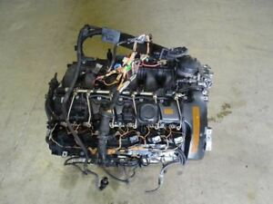 08 Bmw 535i E60 Sedan 3 0l N54 Turbo Engine Motor Long Block Assy