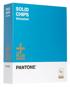 Pantone Solid Chips Uncoated 2013 Celebrating 50 Years Edition