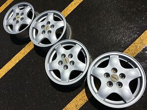 15 Mazda Rx7 Rx 7 Fc 5x114 Mazdaspeed Oem Factory Stock Wheels Rims Gtu