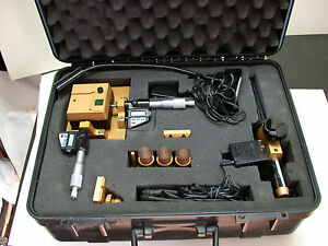 Chiron Magnum Diamond Measuring Microscope Kit excellent Condition