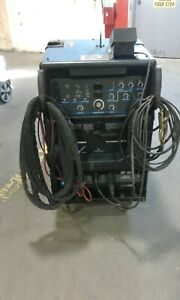 miller Syncrowave 250 Dx Tig Welder With Cart
