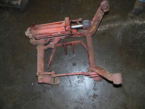 Farmall International 340 Tractor Fast Hitch Parts