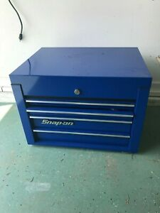 Top Chest 4 Drawer Snap On Tool Box