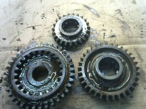 Oliver 88 Gas Row Crop Tractor Gears