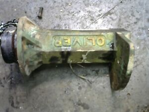 Oliver 88 Gas Row Crop Tractor Axle Housing K700