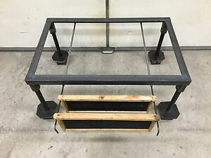 Got Bees Ant Proof double Bee Hive Stand W frame Rest For Beehive