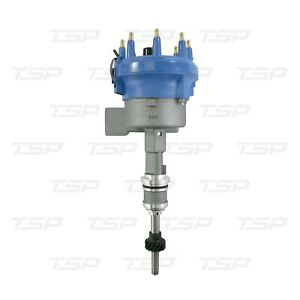 Chevy Bb Vortec 96 00 454 V8 Efi Distributor Blue