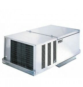 Heatcraft 1 2 Hp Self Contained Walk In Cooler Condenser Compressor 5120 Btuh