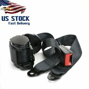 1x Top Quality Point Safety Safe Life Seat Belt Lap Kit Driver Passenger Replace