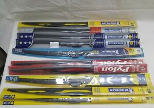 Pick 2 New In Box Windshield Wiper Blades Various Sizes 18 19 17 22 28