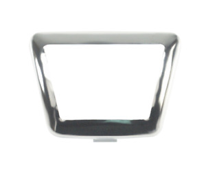 1971 1972 B Body And 1970 1972 E Body Clutch Brake Pedal Pad Bezel Stainless