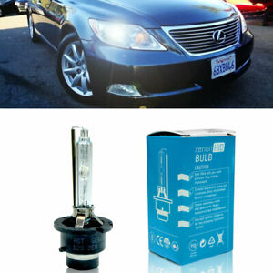 Factory Fit Hid Xenon Headlight Bulbs For Lexus Ls460 2007 2013 Low Beam Qty 2