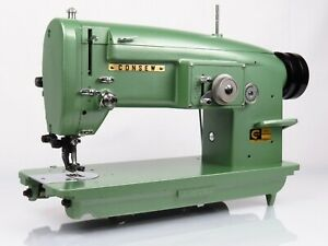 Consew 146rb 1a Zigzag Walking Foot Industrial Sewing Machine Head Only Japan