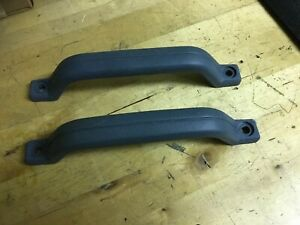 Oem Jeep Cj7 Limited Scrambler Inner Full Hard Door Pull Handle Slate Blue
