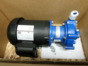 Finish Thompson Db6hp 3 m227 Magnetic Drive Centrifugal Sealless Pump