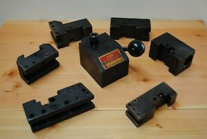 Kdk100 Quick Change Tool Post And Tool Holders