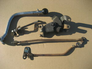 1964 65 66 67 Chevelle Muncie Oem 4 Speed Shifter Assembly For A Bench Seat