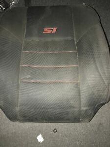 2013 Honda Civic Si Coupe Passenger Seat Cover Right Side