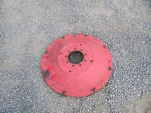 Oliver 77 Gas Tractor Rear Wheel Cast Hubs