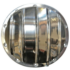 Gm 10 Bolt 8 5 Ring Gear Polished Differential Cover Rear Rearend A Body Camaro