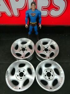 16 Ford Explorer Wheels 1998 2005 Machined Factory Oem Rims 3293