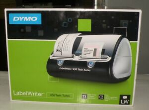 Dymo Labelwriter 450 Twin Turbo Dual Roll Label And Postage Printer For Pc Mac