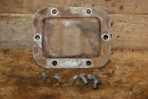 Ford Truck Manual 4 Speed Transmission Np 435 Side Cover Pto