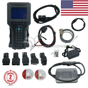 Tech2 Diagnostic Tool Scanner With 32mb Card For Saab Isuzu Sic Bo Opel Us