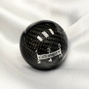 Carbon Jdm Style Mugen Shift Knob For Honda Rsx Cr Z Civic Type R S2000 5 Speed