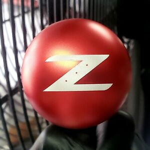 Ssco Red Z 6 Speed Sr Lite 150 Grams Weighted Shift Knob 10x1 25mm 370z 350z