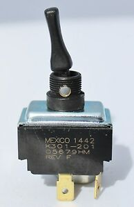 Brand New Kenworth Fan dome On off Function Switch K301 201