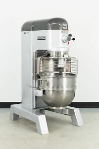 Used Hobart P660 60 Qt 2 1 2 Hp Dough Mixer W bowl Guard