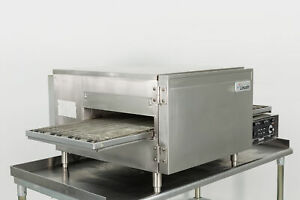 Used Lincoln 1102 18 Electric Conveyor Pizza Oven