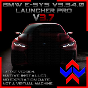 E Sys V3 3 For Bmw Coding Psdzdata March 2019 V4 16 22 10 Year Launcher Pro