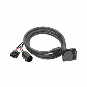Trailer Wiring Adapter In Stock | Replacement Auto Auto Parts Ready on bargman 7-way plug, bargman trailer plug, bargman trailer connectors, 5th wheel wire harness,