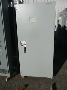 Asco Series 300 800 Amp 208 Volt 3 Automatic Transfer Switch Ats166
