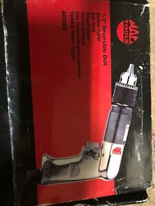 Brand New Mac Tools 1 2 Reversible Air Drill Ad590