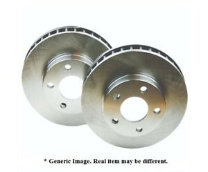 Rk Front Brake Rotors Disc Set For 1988 1991 Toyota Camry Lexus Es250 31065